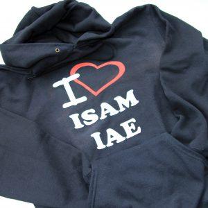 sweat personnalisé pour les ISAM IAE